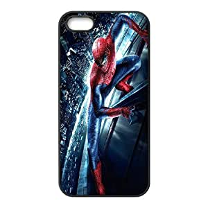 DIY Printed Spider-Man cover case For iPhone 5, 5S BM6900032