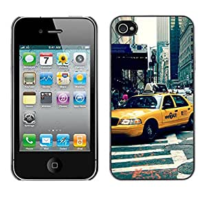 Hot Style Cell Phone PC Hard Case Cover // M00103522 york city places new // Apple iPhone 4 4S