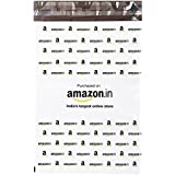 Securement Amazon.In Branded Economy Polybag With Document Pouch (Size: 8 Inches X 11 Inches, 250 Polybags)