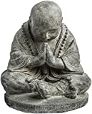 Repose ST10202064 Bowing Monk Outdoor Statues