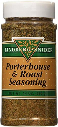 Lindberg Snider Porterhouse & Roast Seasoning 14oz. (Best Roast Beef In London)