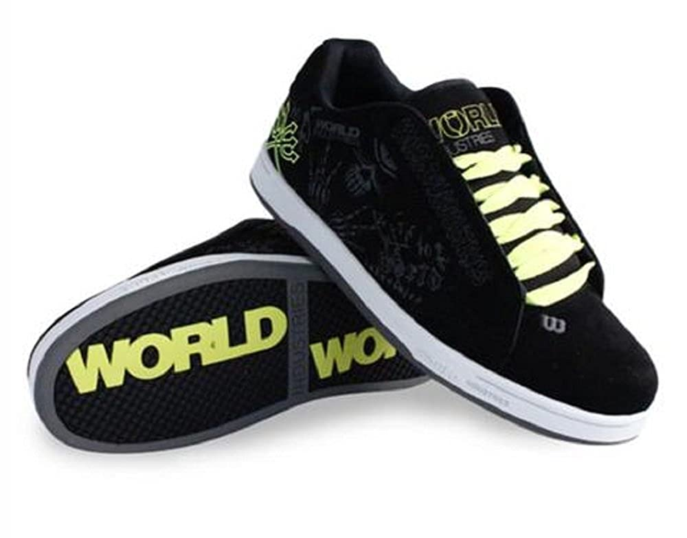 World Industries Boy's Bones Skateboarding Sneaker Shoe