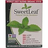 Sweetleaf Natural Stevia Sweetener,70 Packets (4 pack)