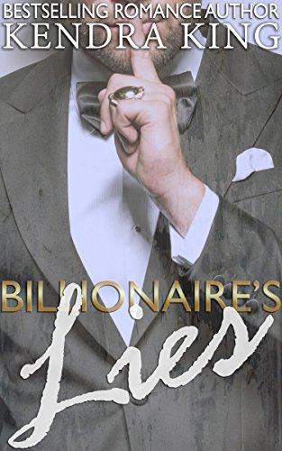 Billionaires Lies Novel Kendra King ebook product image