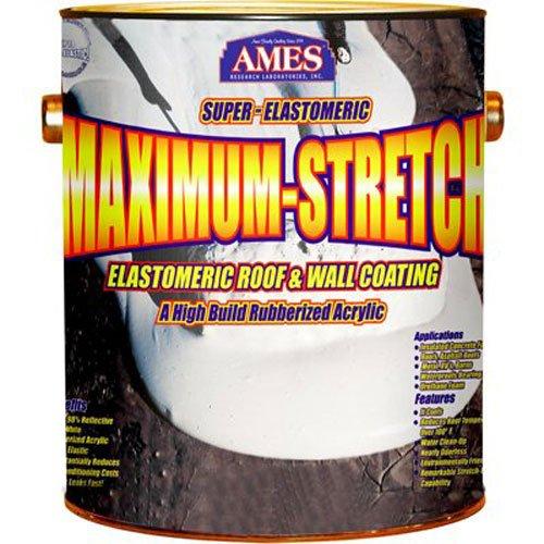 Maximum Stretch Premium Elastomeric Roof Coating
