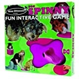 The Company Of Animals Dog Spinny Treat Search Game Spinny – Interactive Treat Search Game Toys, My Pet Supplies