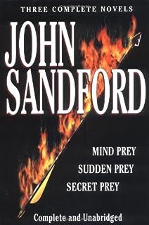 Three Complete Novels Mind Prey Sudden Secret