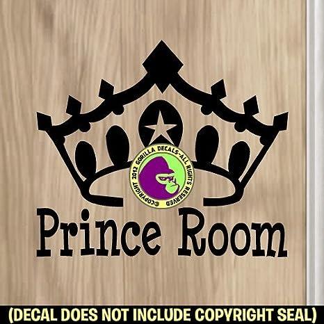 Amazon.com: Prince habitación niños recámara de juegos Kid ...