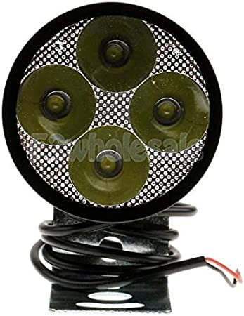 Atv Scheinwerfer 20W 12-90v LED E-Bike Elektro Motorrad Motor//Motorrad//Roller