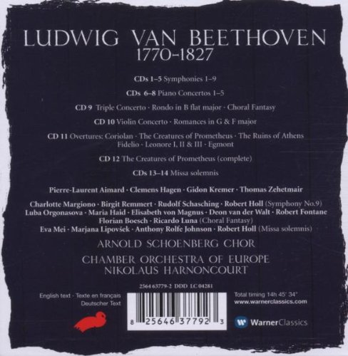 The Beethoven Box Set by RHIP2