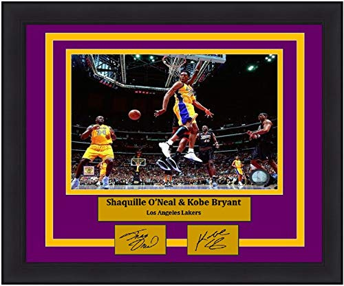 (Lakers Shaquille O'Neal & Kobe Bryant 8