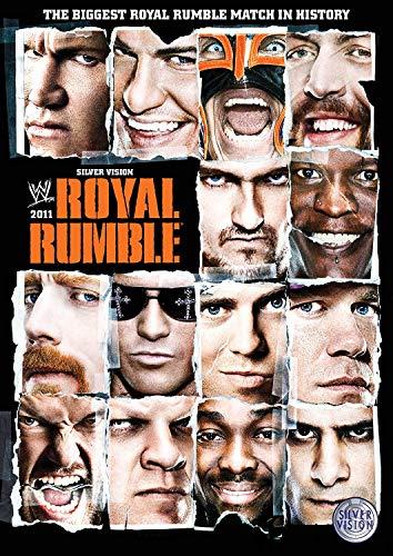 Wwe Royal Rumble 2009 - WWE - Royal Rumble 2011 [DVD]