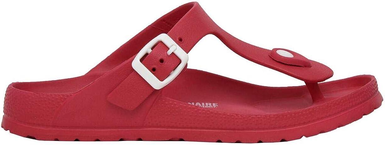 CUSHIONAIRE Womens Ella EVA Comfort Footbed Sandal with Comfort
