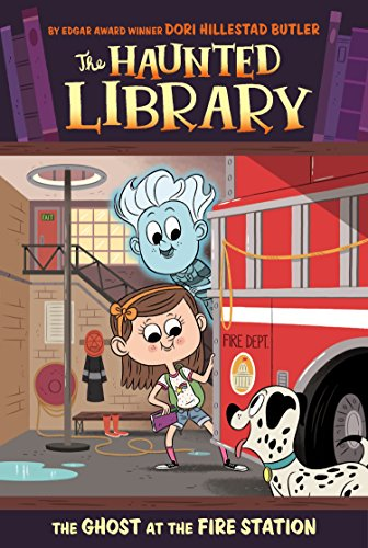 Halloween Books 2nd Grade (The Ghost at the Fire Station #6 (The Haunted)