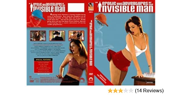 Erotic misadventure of the invisible man
