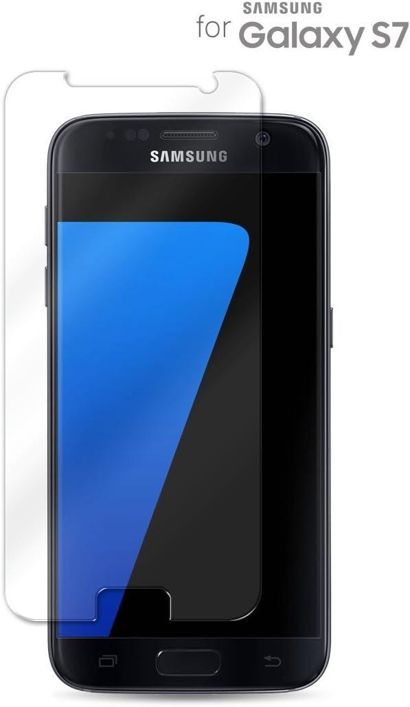 Samsung Galaxy S7 Cristal Protector de pantalla, eProte® Vidrio ...