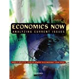 Economics Now: Analyzing Current Issues by Angelo Bolotta (2002-08-15)