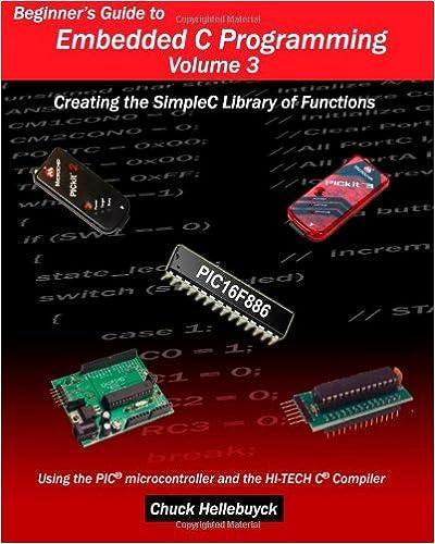Amazon com: Beginner's Guide to Embedded C Programming - Volume 3