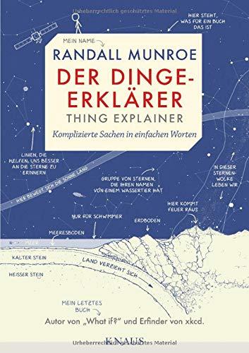 Book cover from Dinge-Erklärer - Thing Explainer by Randall Munroe