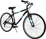 Columbia FitnessX 700c Men's 21-Speed Fitness Hybrid Commuter Bike