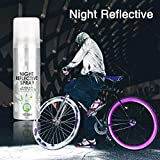 Succeedtop Home - Señal Reflectante de Seguridad para Uso Nocturno, para Correr, Bicicleta, Coche, Zapatos, fotografía Creativa, para Exteriores