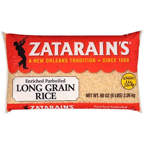 Zatarain's Rice, 80 oz
