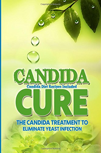Candida Cure Treatment Eliminate Infection product image