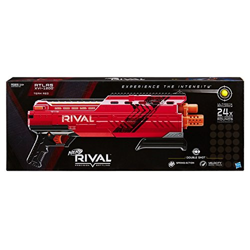 Hasbro HSBB3855 Nerf Rival Atlas XVI-1200 Blaster Assrtoment44; Pack of 2 by Hasbro