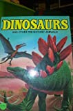 Dinosaurs and Other Prehistoric Animals, Glynis Langley, 0671072099