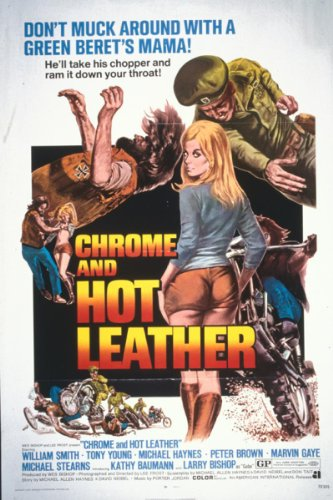 Chrome and Hot Leather (Larry Leather)