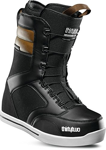 thirtytwo 86' '18 Snowboard Boots, Black, 11.5 by thirtytwo