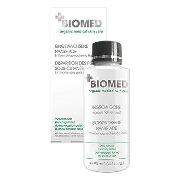 Biomed Eingewachsene Haare Ade Creme 90 Ml Amazonde Drogerie