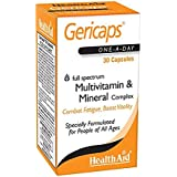 HealthAid Gericaps - 30 Capsules