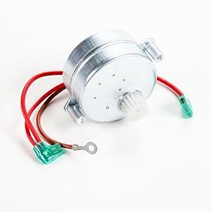 Frigidaire 5304469407 Refrigerator Ice Maker Motor Genuine Original Equipment Manufacturer (OEM) Part