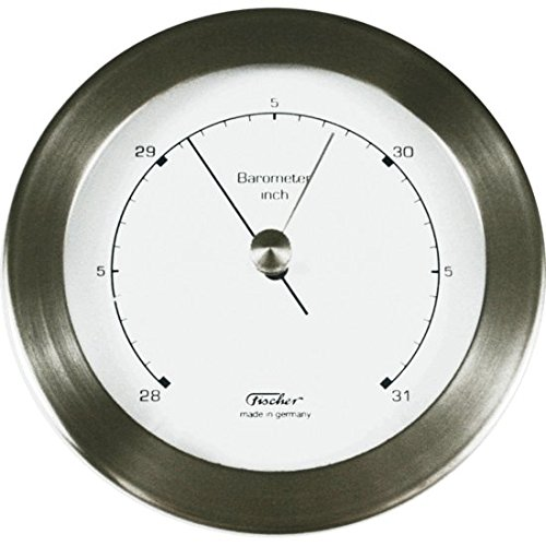 ambient-weather-1512b-01-contemporary-fischer-instruments-stainless-steel-barometer