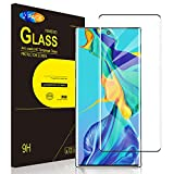 Sross for Samsung Galaxy Note 10+ Screen Protector, for Samsung Galaxy Note 10 Plus Screen Protector 9H Hardness HD Clear Tempered Glass Designed for Samsung Galaxy Note 10 Plus Smartphone.Black