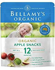Bellamy's Organic Apple Snacks, 20g