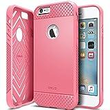 iPhone 6/6S Case, OBLIQ [Flex Pro][Pink] Thin Slim Fit Armor Sturdy Bumper TPU Rubber Soft Flexible Shock Scratch Resist Protective Case for iPhone 6s (2015) & iPhone 6 (2014)