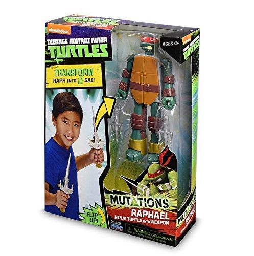 Tortugas Ninja - Rafael (Giochi Preziosi TUM01000): Amazon ...