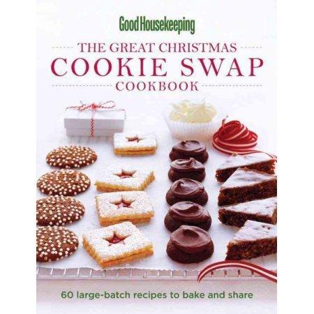 Gingerbread Measuring Spoon Set with GoodHousekeeping Cookie Cookbook Gift Set
