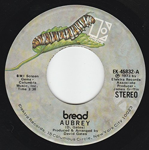Bread - 45vinylrecord Aubrey/didn