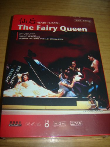The Fairy Queen - Henry Purcell - Opera - Recorded In HDTV From The English National Opera - 2 Disc Edition