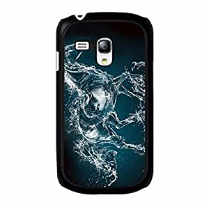Samsung Galaxy S3 Mini 3D Phone Case Grotesque Image Series Design Cover Back Snap on Samsung Galaxy S3 Mini Habit Brilliant Mobile Shell