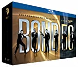 James Bond - Complete 22 Film Collection [Blu-ray]