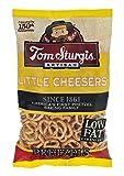 toms corn chips - Tom Sturgis Artisan Little Cheesers Pretzels 11 oz. Bag (3 Bags)