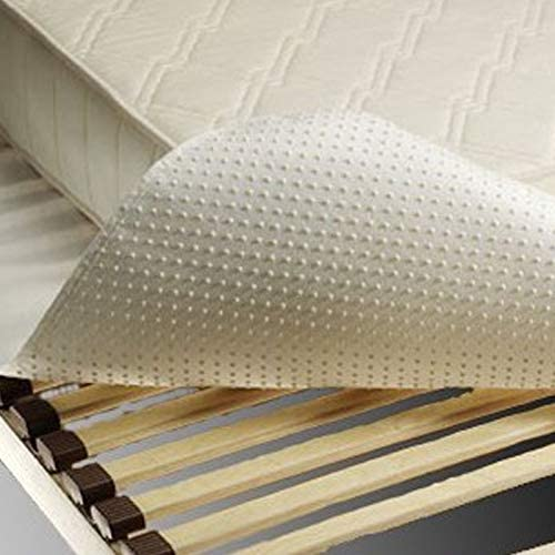 Carese Protector de somier   Protector de colchón Puntos 90 x ...