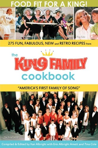 Download The King Family Cookbook pdf epub