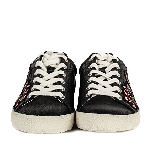 Ash Zapatos Nak Zapatillas Mujer Negro
