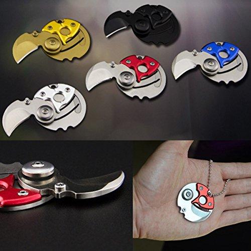 Keychain Spinner Relief - 7