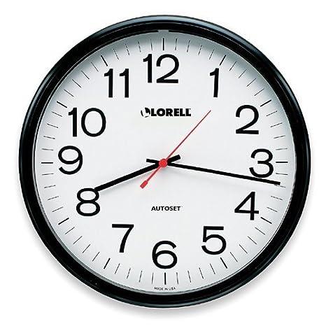 Ascot Radio Controlled Clock Instructions Manual